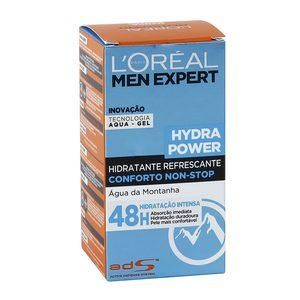L'OREAL Men expert crema hydra power refrescante 50 ml