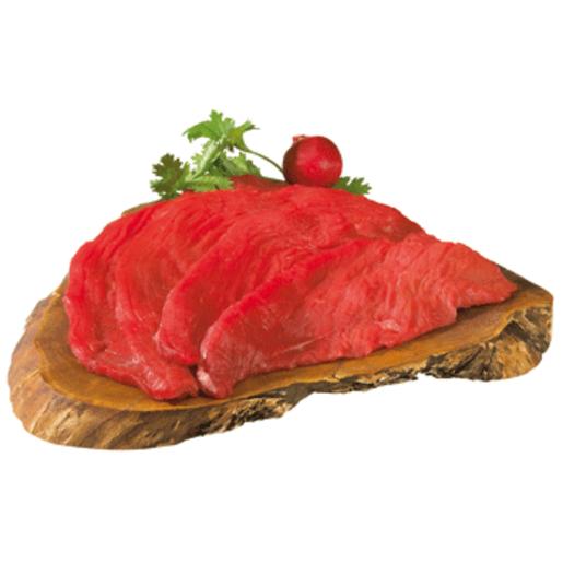 Escalopín de ternera Asturiana bandeja peso aprox 354 gr