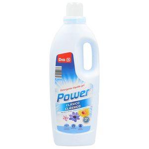 DIA detergente máquina líquido botella 27 lv