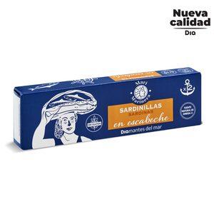 DIA MARI MARINERA sardinilla en escabeche 6/10 pack 2 latas 65 gr