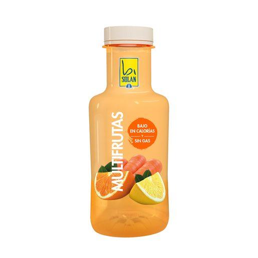 BISOLAN multifrutas botella 33 cl
