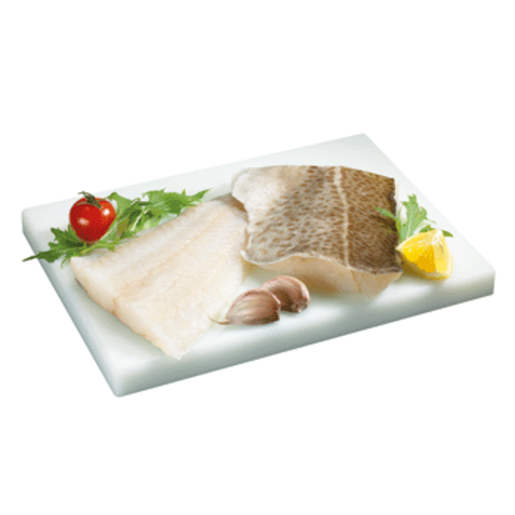 Lomos de bacalao fresco bandeja 350 gr