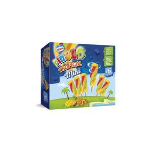 NESTLE helado mini pirulo tropical caja 6 uds 300 gr
