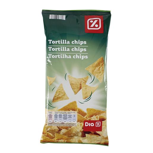 DIA snack tortilla chips bolsa 200 gr