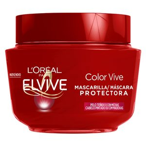 ELVIVE mascarilla capilar color vive tarro 300 ml