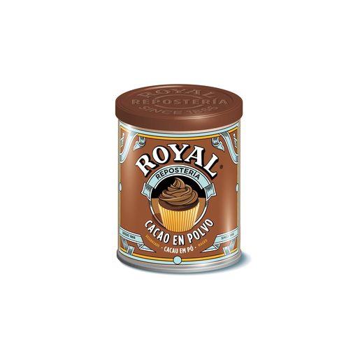 ROYAL cacao en polvo lata 100 gr