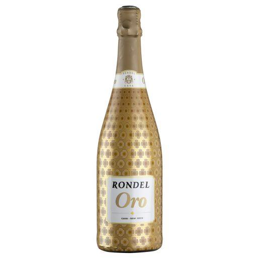 RONDEL ORO cava extra semiseco botella 70 cl