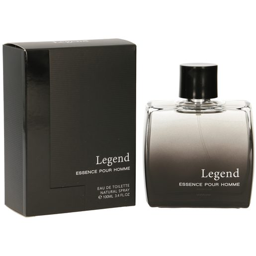 BONTE colonia legend fragancia amaderada frasco 100 ml