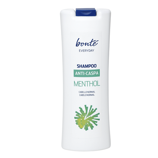 BONTE champú anticaspa menthol cabello normal bote 500 ml