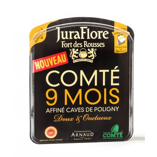 JURAFLORE queso comté 9 mois cuña 200 gr