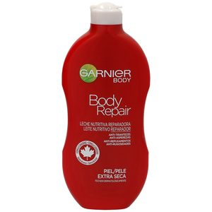 GARNIER Body repair crema reparadora corporal pieles secas bote 400 ml