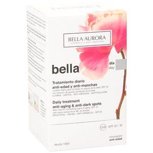 BELLA AURORA crema de día antiedad y antimanchas tarro 50 ml