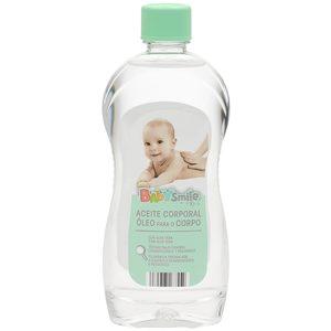 BABYSMILE aceite corporal para bebés botella 500 ml