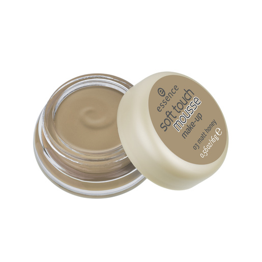 ESSENCE Soft Touch Mousse maquillaje  03 Matt Honey
