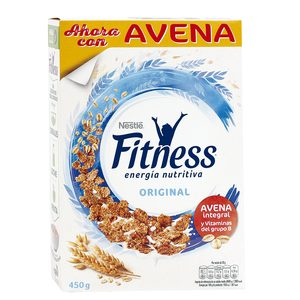 NESTLE cereales fitness caja 450 gr