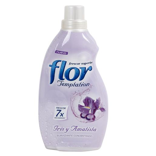 FLOR Temptation suavizante concentrado iris y amalista botella 38 lv
