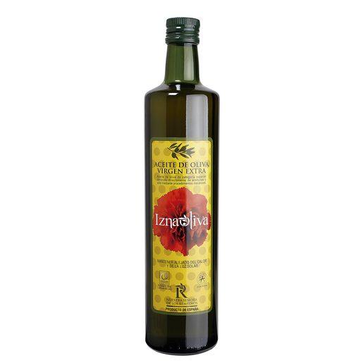 IZNAOLIVA aceite de oliva virgen extra botella 750 ml