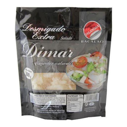 DIMAR desmigado de bacalao extra salado bolsa 250 gr