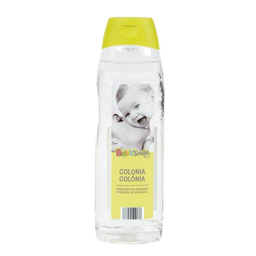 BABYSMILE colonia infantil botella 750 ml