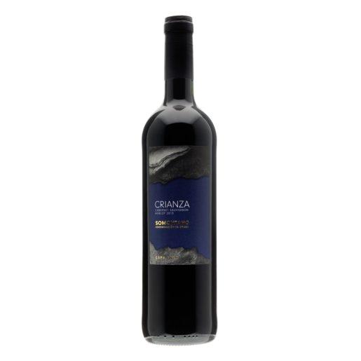 CEPA INEO vino tinto crianza DO Somontano botella 75 cl