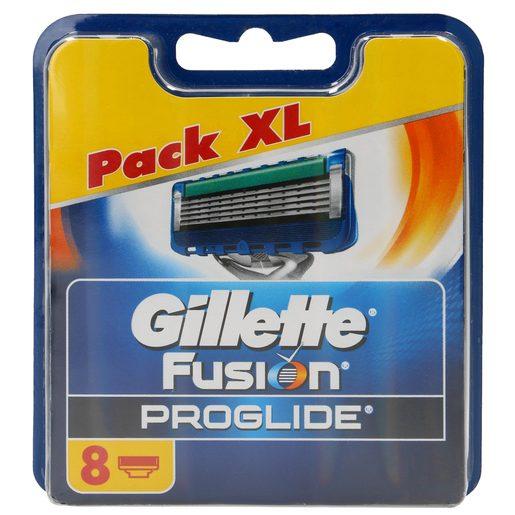 GILLETTE Fusion proglide maquinilla de afeitar blíster 8 uds
