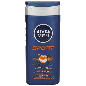 NIVEA Men gel de ducha sport bote 250 ml