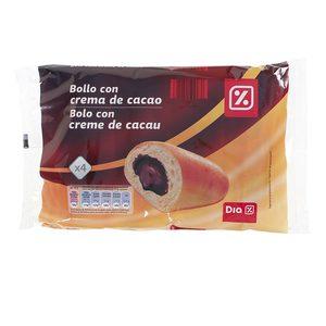 DIA bollo con crema de cacao bolsa 240 gr