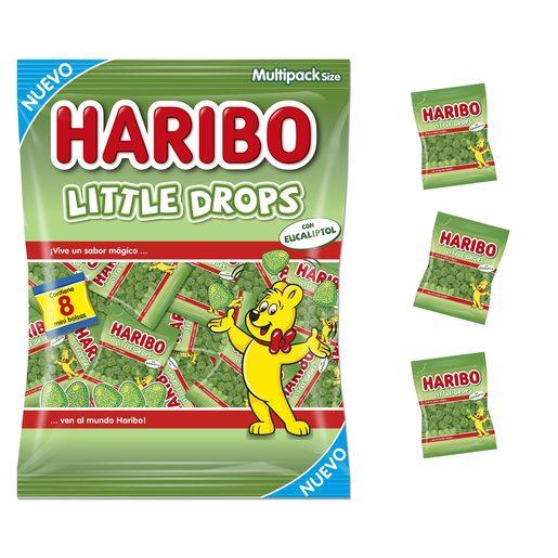 HARIBO golosinas little drops bolsa 200 gr
