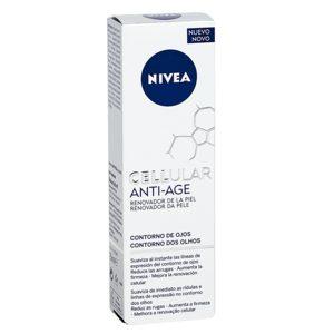 NIVEA Cellular anti age contorno de ojos antiarrugas tubo 15 ml