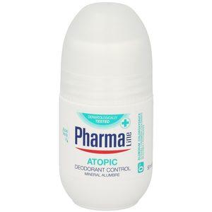 PHARMALINE desodorante atopic roll on 50 ml