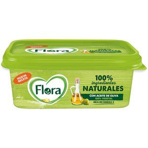 FLORA OLIVA margarina barqueta 250 g