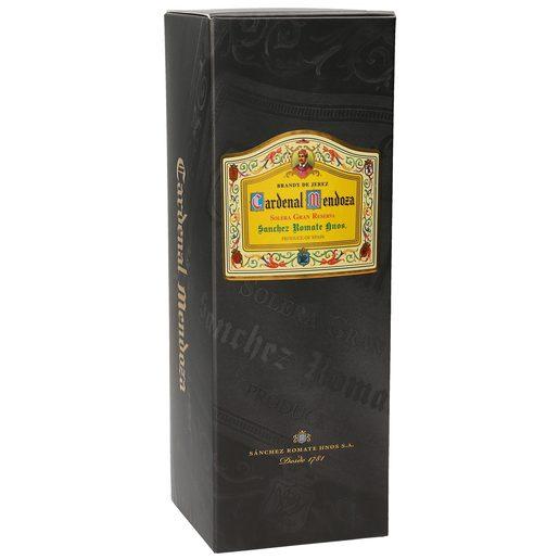 CARDENAL MENDOZA brandy botella 70 cl