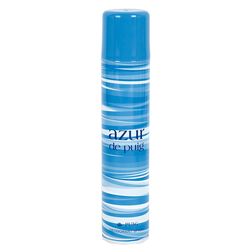 AZUR de puig desodorante spray 200 ml