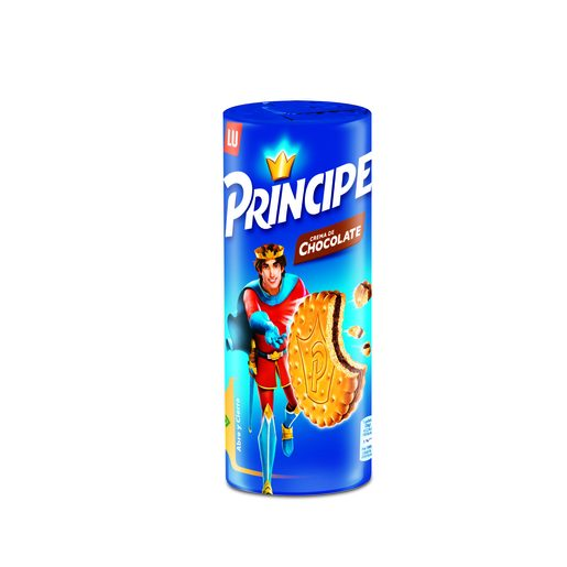 LU PRINCIPE galleta rellena de chocolate paquete 300 gr