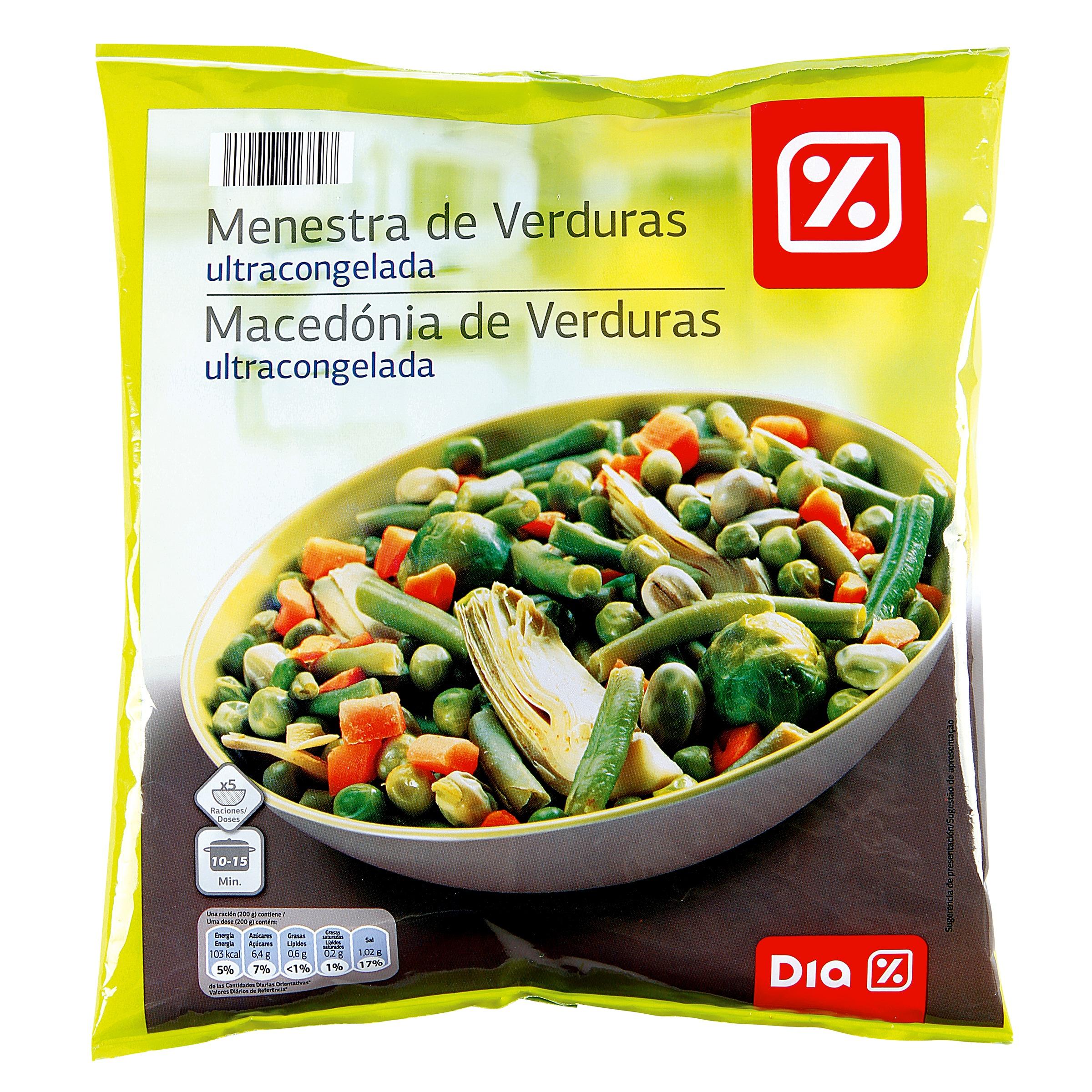 Dia menestra de verduras bolsa 1 kg menestras y - Menestra de verduras en texturas ...