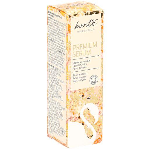 BONTE serum premium efecto antiarrugas para pieles maduras envase 30 ml