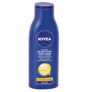 NIVEA crema reafirmante Q10 piel seca bote 400 ml