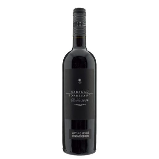 HEREDAD TORRESANO vino tinto roble botella 75 cl