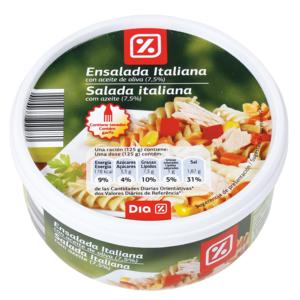 DIA ensalada italiana tarrina 250 gr