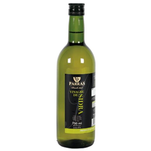 PARRAS vinagre de sidra botella 750 ml