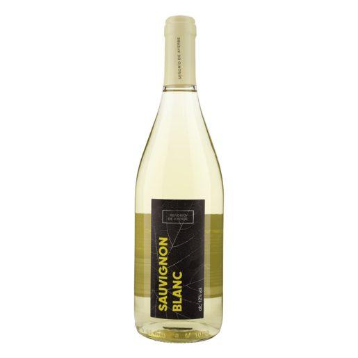 SEÑORIO DE AYERBE vino blanco sauvignon blanc DO Castilla botella 75 cl