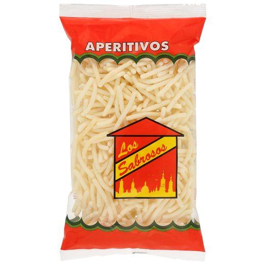 LOS SABROSOS aperitivo pajitas bolsa 50 gr