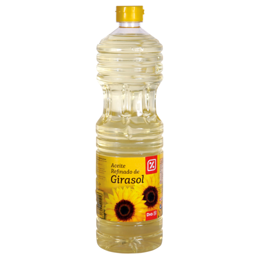 DIA aceite girasol botella 1 lt