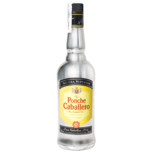 PONCHE CABALLERO licor botella 70 cl