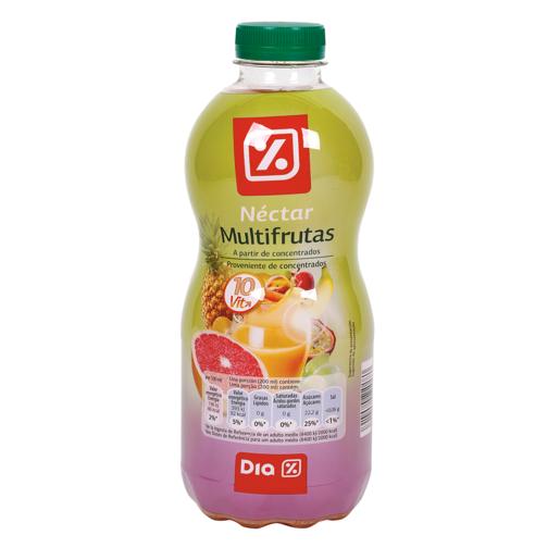 DIA nectar multifrutas botella 1lt