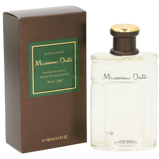 MASSIMO DUTTI after shave frescor elegante frasco 100 ml