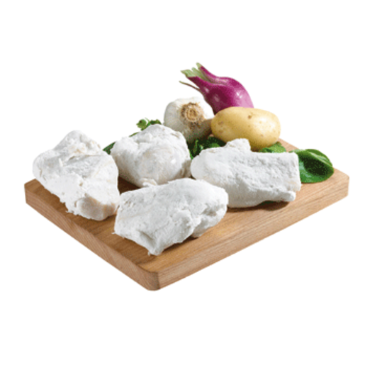Hueso de canilla blanco 500 gr