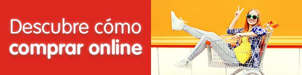 Descubre cómo comprar online en Dia