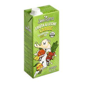 DIA ZUMOSFERA bebida leche y frutas Caribe envase 1 lt