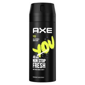 AXE desodorante you spray 150 ml
